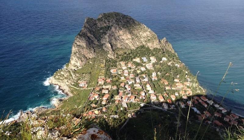Capo Zafferano – skyview