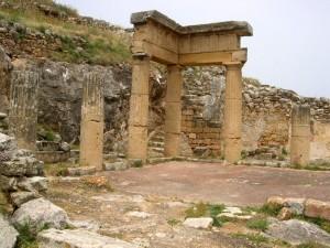 Le-rovine-romane-di-Solunto